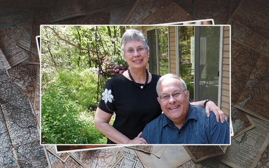 John and Elaine Mehn